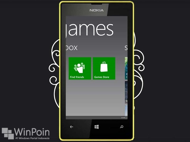 Cara Menggunakan Aplikasi Games Hub di Windows Phone 8