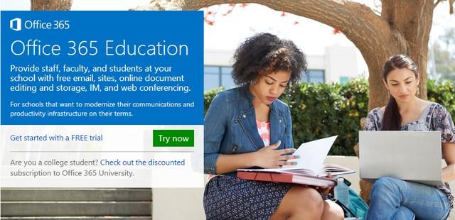 Pelajar dan Mahasiswa Bakal Bisa Menikmati Office 365 Secara Gratis