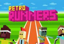 Game Bertema 8-bit, Retro Runners hadir di Windows Phone 8