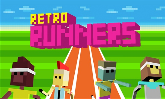 Game Bertema 8-bit, Retro Runners hadir di Windows Phone 8