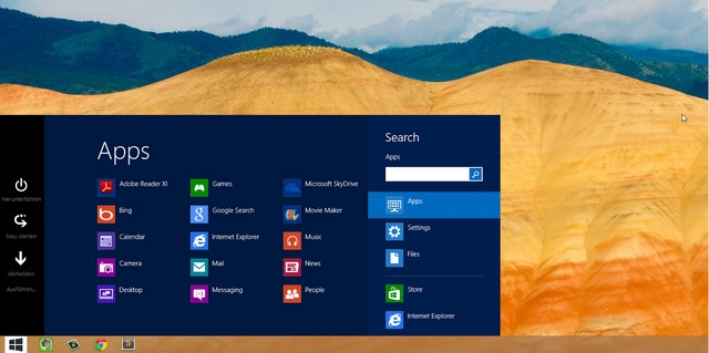 Rumor: Microsoft Akan Mengembalikan Start Menu ke Windows 8.1