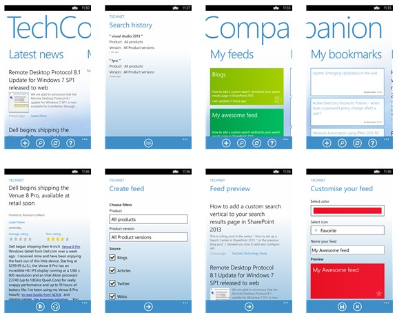 Microsoft Ingin Kamu Selalu Up to Date dengan Berita Seputar Microsoft Melalui Aplikasi Tech Companion