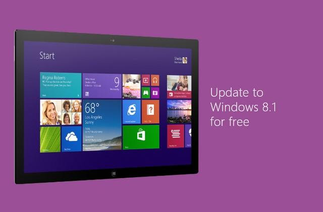 Lisensi Windows 8.1 Preview Akan Habis Januari 2014