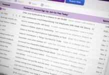 Sebagian Pengguna Yahoo Mail Tidak Bisa Mengakses Email Karena Server Down