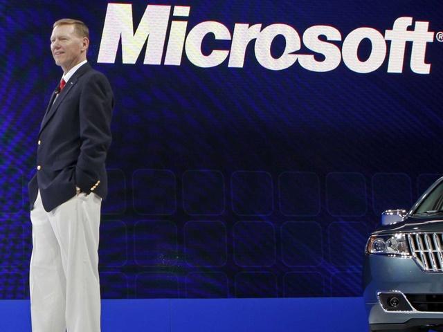Alan Mulally Dipastikan Tidak Akan Menjadi CEO Microsoft