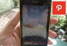 Aplikasi Path Official Sudah Dirilis di Windows Phone 8, Meskipun Versi BETA