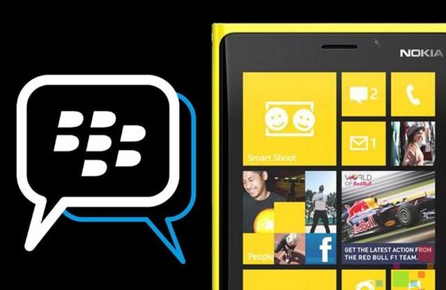 BlackBerry Tidak Berencana Merilis BBM ke Windows Phone