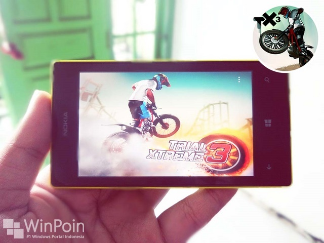 Game Trial Xtreme 3 Sudah Dirilis Gratis untuk Windows Phone