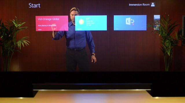 Wow..Teknologi di Markas Iron Man Kini Menjadi Nyata!