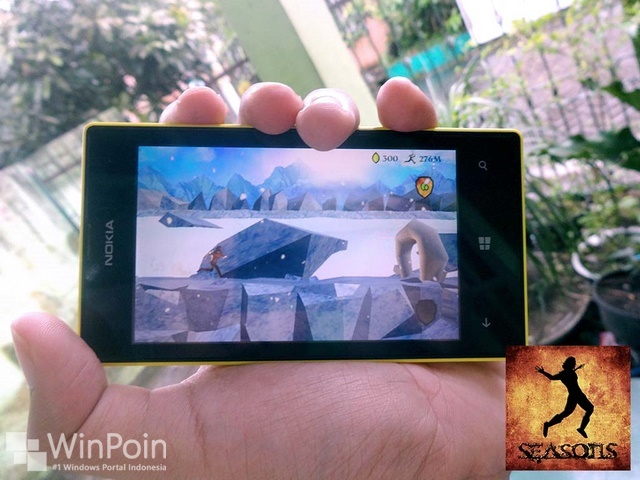 Giveaway: Game Seasons untuk Windows Phone Kini Gratis