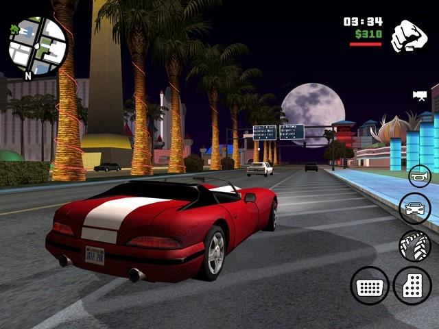 Game GTA San Andreas Sudah Dirilis di Windows Phone