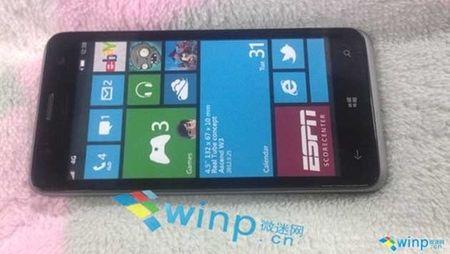 Rumor: Huawei Ascend W3 Windows Phone Akan Hadir di Acara CES 2014