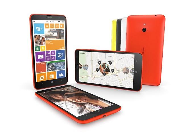 Nokia Lumia 1320 Sebentar Lagi Akan Mendarat Di Australia