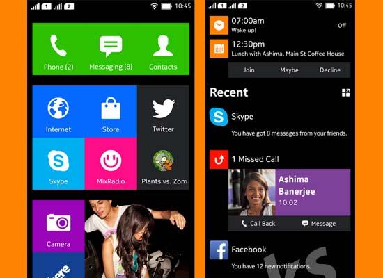 Bocor Lagi Gambar UI Nokia Normandy, Device Dikabarkan Hadir di WMC