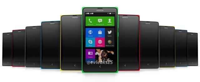 Nokia Normandy Sudah Masuk di Indonesia?