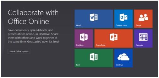 Office Web Apps Akan Berganti Nama Menjadi Office Online?
