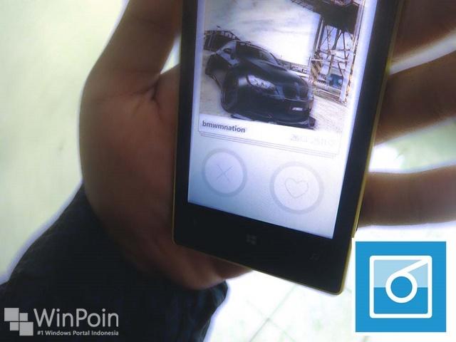 Ada Fitur Baru Like or Not di Aplikasi 6tag Windows Phone, Udah Update?
