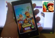 Ada Update Subway Surfers di Windows Phone, World Tour di Miami!