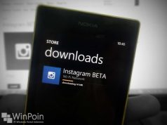 Aplikasi Instagram Beta Windows Phone Diupdate