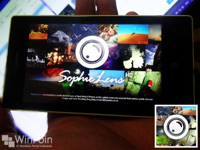 Update Aplikasi SophieLens HD Sekaran Juga, Perbaikan Bug Sudah Dilakukan!
