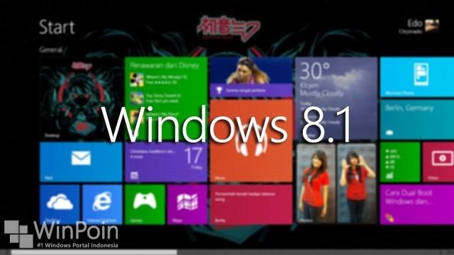 Windows 8.1 Update 1: Lewat Windows Update atau Windows Store?