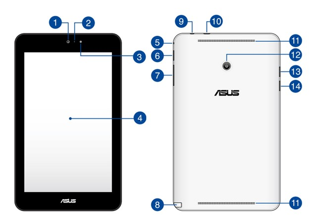 Online Manual Tablet Mini Windows 8.1 ASUS VivoTab Note 8 Dipublikasikan di Internet