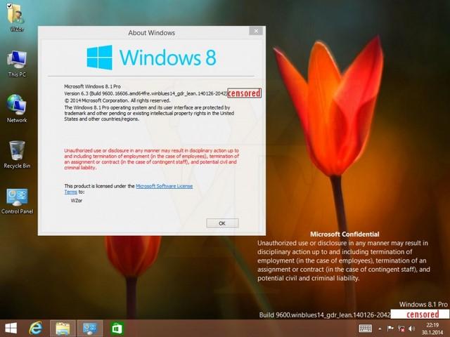 Windows 8.1 Update 1 Secara Default Langsung Booting Menuju Desktop