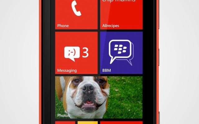 BBM, Photoshop Express dan Food Panda Akan Hadir di Windows Phone