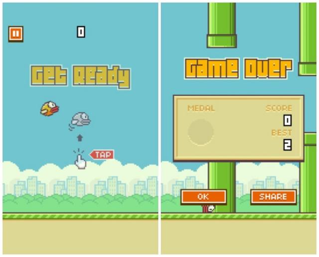 Flappy Bird Tidak Akan Pernah Hadir di Windows Phone