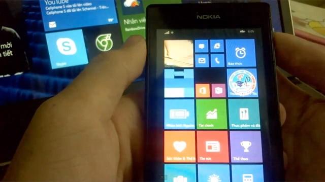 Inilah Penampakan Nokia Lumia 520 dengan Windows Phone 8.1