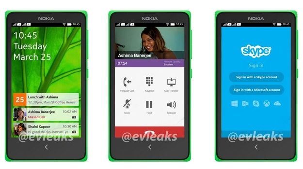 """Android Pertama Nokia Resmi Menggunakan Nama """"Nokia X"""""""