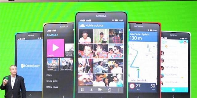 Dua Device Android dari Nokia, Nokia X dan Nokia X+