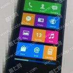 Foto Nokia X dengan Tema Khas Windows Phone Kembali Terkuak