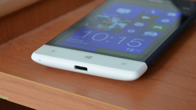 Screenshot Windows Phone 8.1 Bocor dengan Volume Kontrol Terpisah