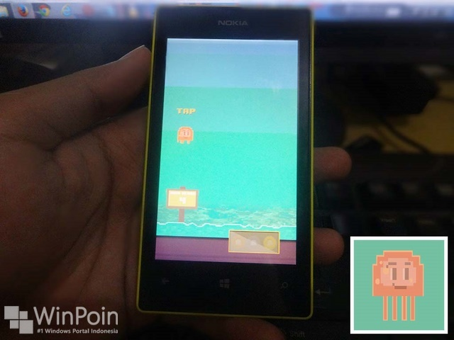 Game Alternatif Flappy Bird di Windows Phone