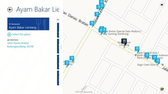 Aplikasi HERE Maps Untuk Windows 8 1 Sudah Bisa Didownload