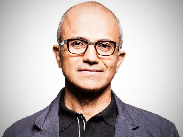 Satya Nadella Dikabarkan akan Menjadi CEO Microsoft