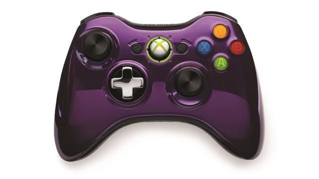Microsoft Merilis Kontroller Xbox 360 Special Edition