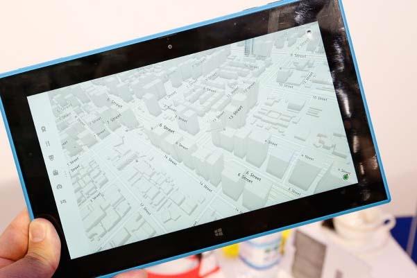 Nokia HERE Maps akan Hadir di Semua Tablet Windows 8.1