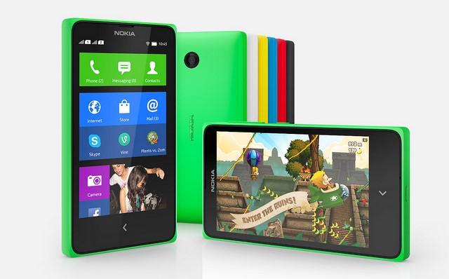 Inilah Detail Spesifikasi Nokia X