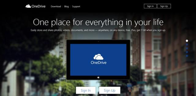 OneDrive Sudah Resmi Dirilis Menggantikan SkyDrive