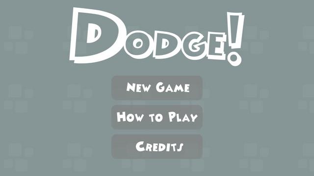 Dodge!! the Game: Terus Maju Dan Hindari Semua Halang Rintang
