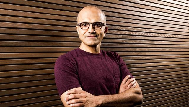Microsoft Akhirnya Menentukan Satya Nadella sebagai CEO yang Baru