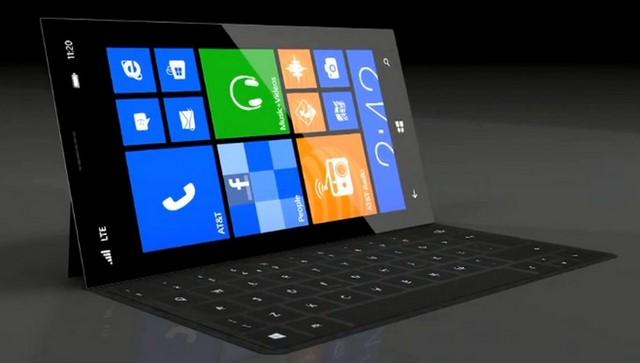 Microsoft Akan Merilis Mobile Device dengan OS Hybrid