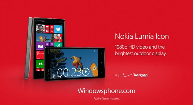 Microsoft Pamer Ketajaman Video 1080p Full HD Hasil Rekaman Lumia Icon