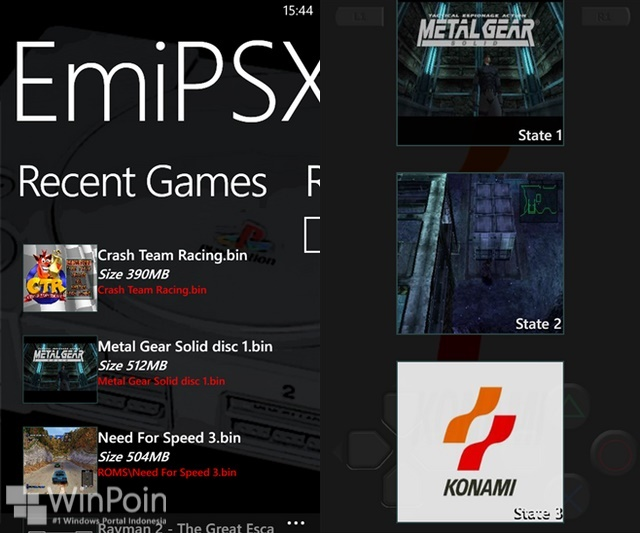 Tips Memainkan Game Jaman Dulu di Windows Phone