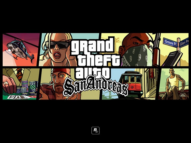 Game GTA: San Andreas Sudah Ada di Windows Store