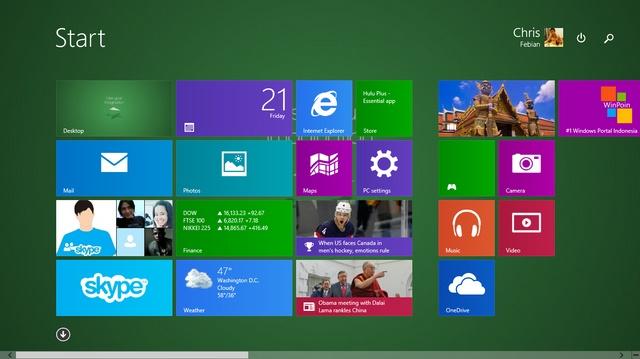 Review Eksklusif Windows 8.1 Update 1 (Leaked 3)