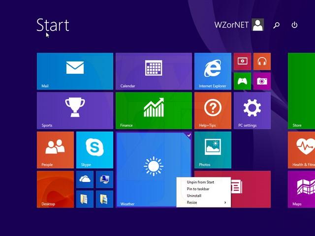 Windows 8.1 Update 1 Telah Bocor Ke Publik
