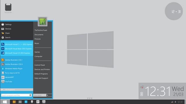 Rumor: Windows 9 Beta Bakal Hadir Bulan Mei Tahun Ini